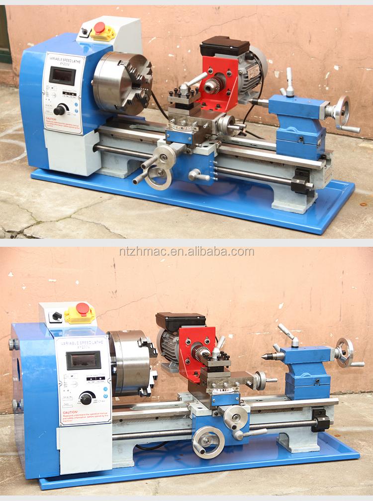 Mini Manual Lathe Machine Price In India Metal Lathe Manual Guide