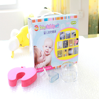Value package baby gift set child safety locks set