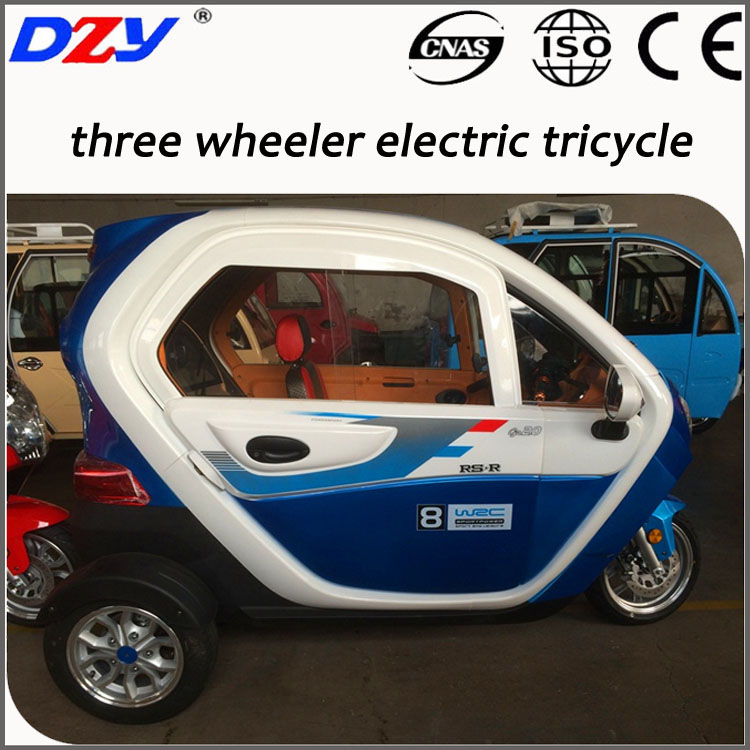 electric tricycle battery powered pedicab bike bicycle taxi for sale