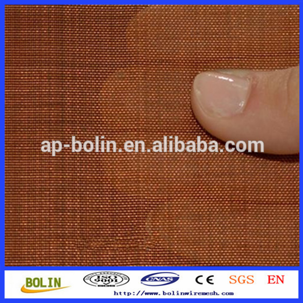 China Suppliers Industrial Filter Red Copper Knitted Screen Wire ...