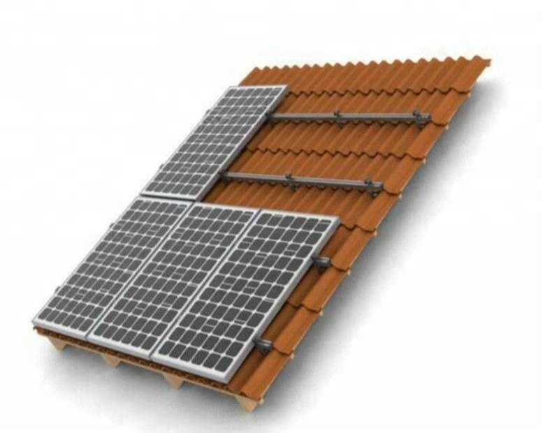 Easy Install Solar Power System Home Aluminum Structure for PV