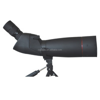 SC026C reasonable price high definition ED glass zoom 20-60X80 spotting scope with tripod