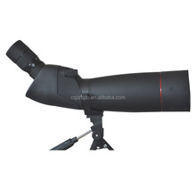 reasonable price high definition ED glass zoom 20-60X80 spotting scope with tripod