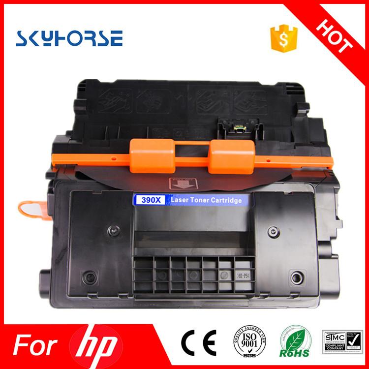8 Virgin Empty Genuine HP 90X Laser Cartridges CE390X for Refilling