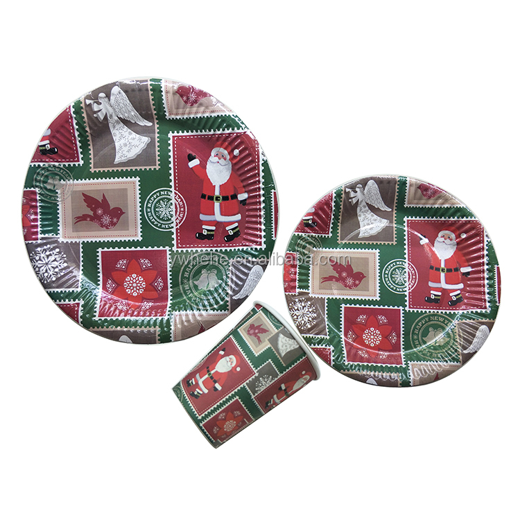Disposable Christmas Paper Plates Disposable Christmas Paper Plates Suppliers and Manufacturers at Alibaba.com  sc 1 st  Alibaba & Disposable Christmas Paper Plates Disposable Christmas Paper Plates ...