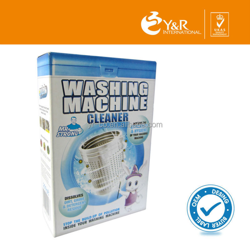Consistly Pursuing Your Satisfactory Washing Machine Cleaning Powder