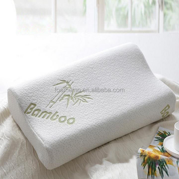 Chinese Exports Wholesale Bamboo Memory Foam Pillow Manufacturer Inspiration Bamboo Covered Memory Foam Pillow