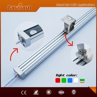 Trade Assurance China supplier DMX512 compatible Led wall washer light for company logo highlighting 3 years warranty