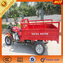 Three whelel motorcycle for Chongqing suppliers / China tricycle for open cargo on sale