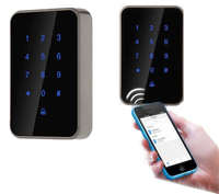 TTlock Wireless Bluetooth Access Control Keypad Smartphone Control Access