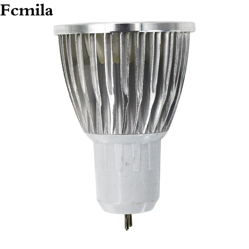 AmmToo GU10 LED Bulb 220V 5W 7W 9W Led Light MR16 110V Spotlight Bulb 2835 Dimmable Lamp GU5.3 GU 10 Spot light For Home Mall