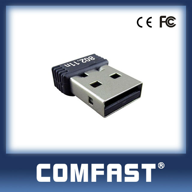 Satellite laptop card Comfast realtek chipset wifi usb adapter usb wifi dongle adapter CF-WU710N