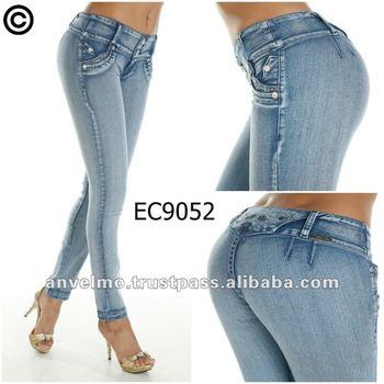 Butt Lifter Brazilian Jeans - Buy Brazilian Jeans For Women,Sexy ...