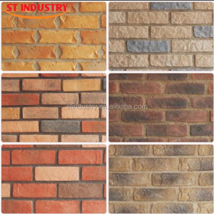 Outdoor Decorative Garden Landscape Faux Wall Brick Cladding Buy Wall Brick Cladding Brick