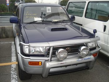 Toyota Hilux Surf 5dr Used Automobile(lhd)