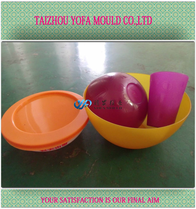 plastic PP water cup mould maker