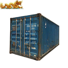 20' Second Hand Container for Sale in Tianjin, Qingdao