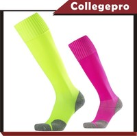 low price custom logo soccer socks elite football socks