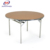 Folding Wooden Round Used Banquet Tables