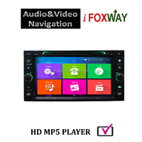 Best selling android car dvd gps for toyota universal with pre-loaded Sygic, Navitel,Ndrive maps