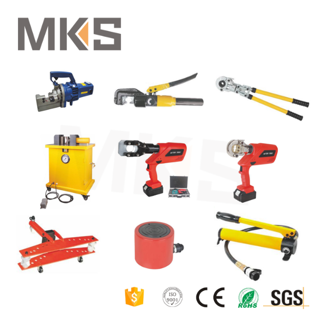 Manufacturer cable lug hydraulic crimping tools