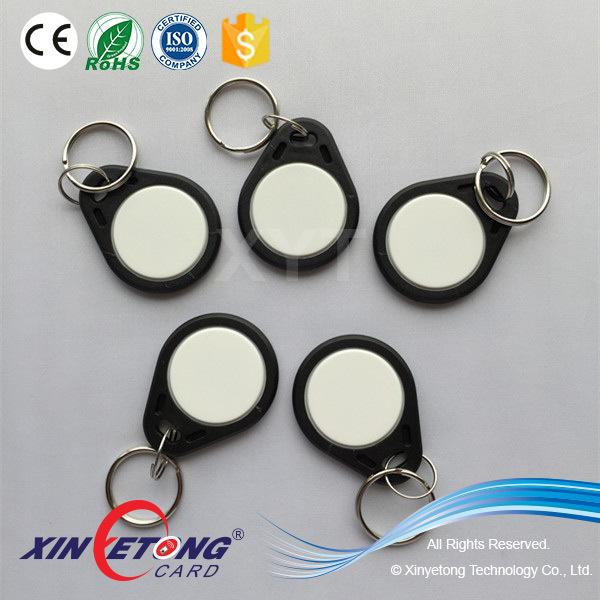 13.56khz High Frequency Rfid Mf4k S70 Abs Material Passive Key ...