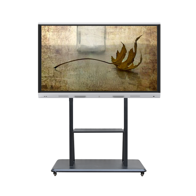 "86 ""Anti-glare de vidrio blanco de I7 Conferencia pantalla inteligente 10 Touch Panel plano Pizarra Interactiva No plegable"
