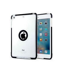 Tablet case for ipad air 2 air 1 clear transparent case for ipad 2 3 4 5 6 for ipad mini 1 2 3 4 soft tpu back cover case