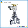 Alibaba mineral electric factory PN16 DN80 long stem gate valve
