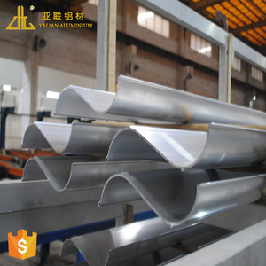 6063 t5 price of pure aluminum per square meter / OEM aluminium angles trim / Aluminium glass u profile