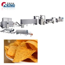 factory sale corn flakes twin screw extruder