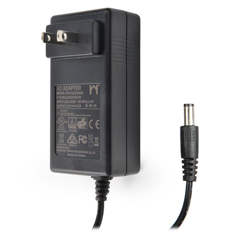 Ac Adapters With Au Us Eu Ek Plug In Class 2 Transformer 120v 60hz  Universal Wall Socket Adapter 12 Volt Dc Power Supply 3 5 Amp - Buy 12 Volt  Dc