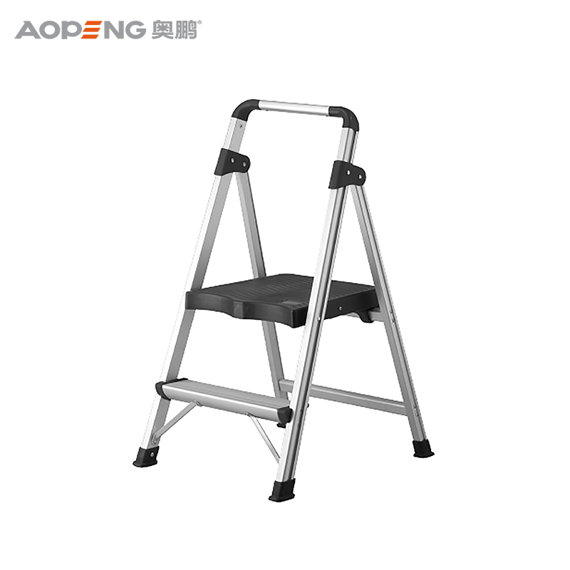Concise design multi purpose folding step buy adjustable aluminum ladder