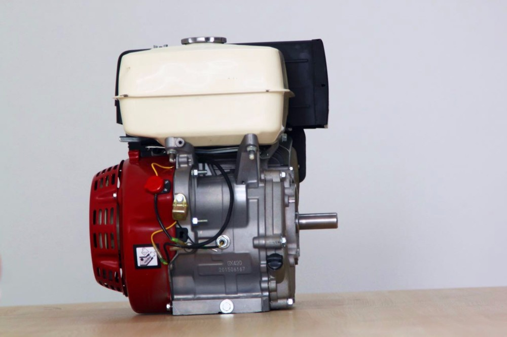 Hot Sale Single Cylinder 15hp 192f Used Outboard Engine