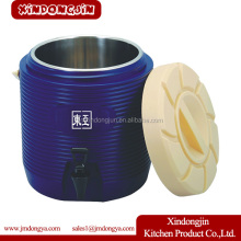 15L cold&hot milk tea drink dispenser