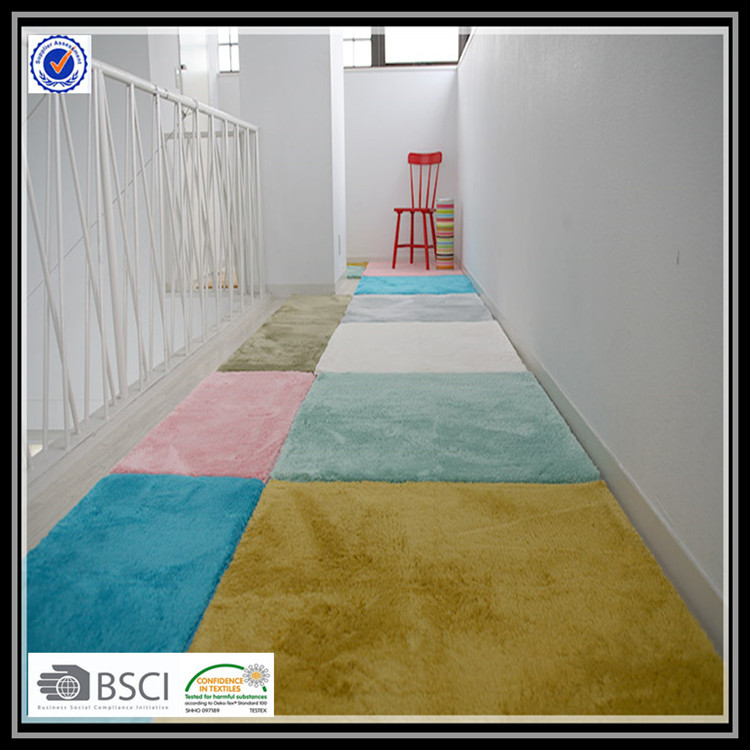 High Quality Wholesale Custom Cheap newest patchwork area rugs high quality