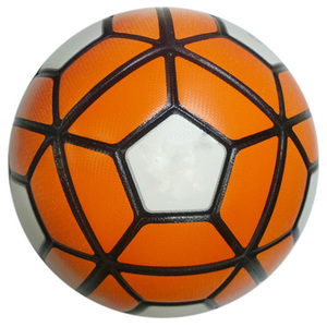 soccer training equipment pelotas de futbol soccer ball custom printed TPU 12 panels laminated thermal bonded football ball
