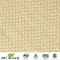2017 Natural Texture Wallpaper Of Soundproof Cover,High Density Fabric Paper Weave Wallcovring For Wall Decoration
