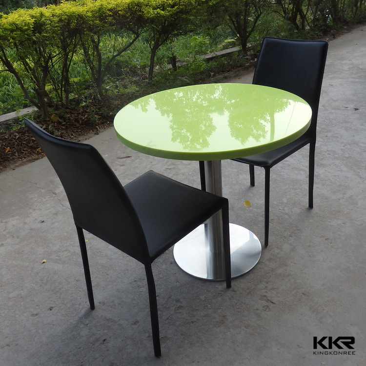 china acrylic solid surface 10 person dining table