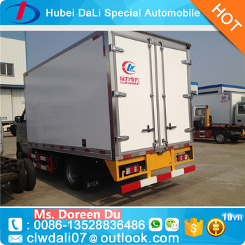 efe3c86487 Mini Box Van Truck Small Delivery Vans With Cheap Price For Sale ...