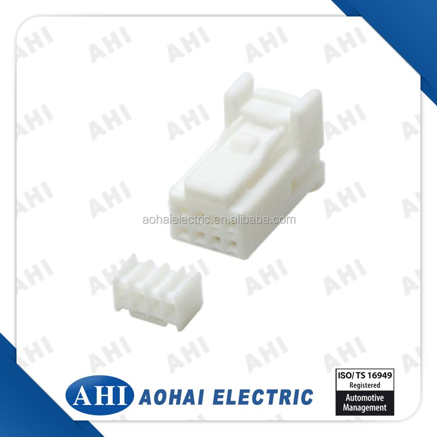 1379659-5) 8 Pin Weibliche Weiße Kunststoff Elektrische Verbinder ...