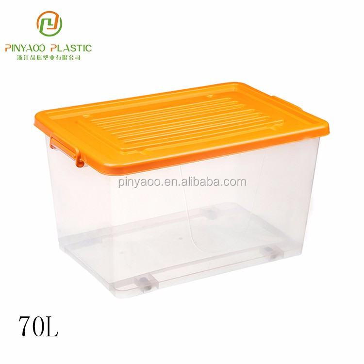 Any size various color widely use plastic toy box