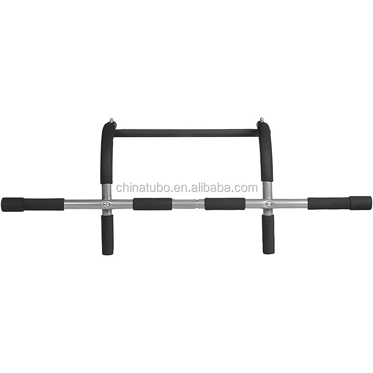 Door Gym - Innovative Multi Training Total Body Fitness Workout Iron Door Bar