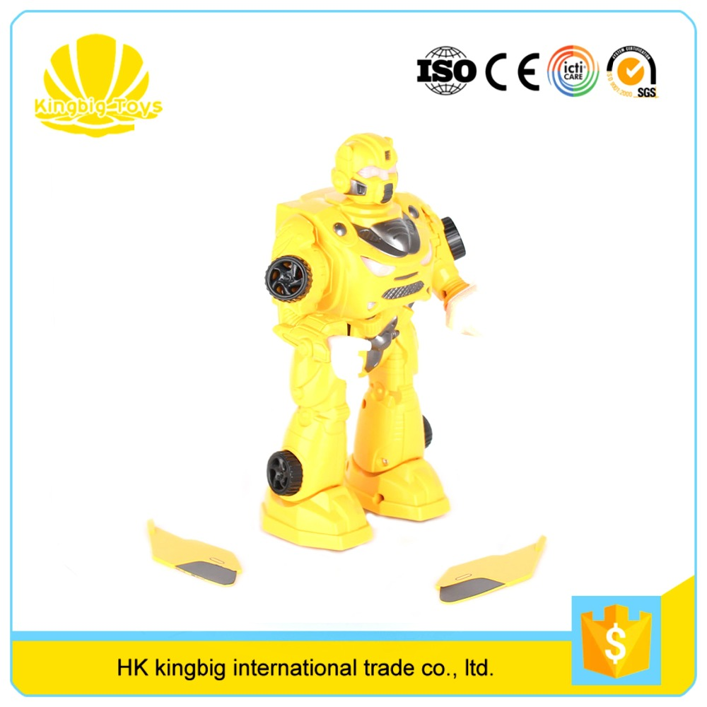 educational walking battery operated robot boy toys with light music