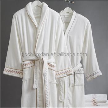 ef7d3515f3 men s and women s cotton Bathrobe kimono hotel bathrobe spring and summer  Waffle sweat evaporate couples bath