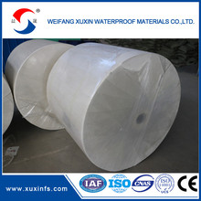 China construction ppt nonwoven geotextile