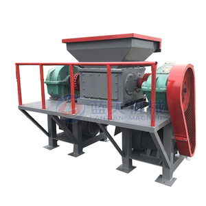 Timber Shredder/Tin Can/Tire Recycling/Toy Car Crusher Machine for Sale