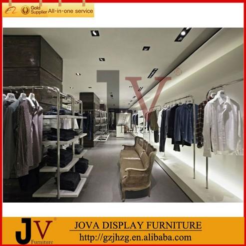 Libre de diseño de interiores de muebles para tienda de ropa otros ...