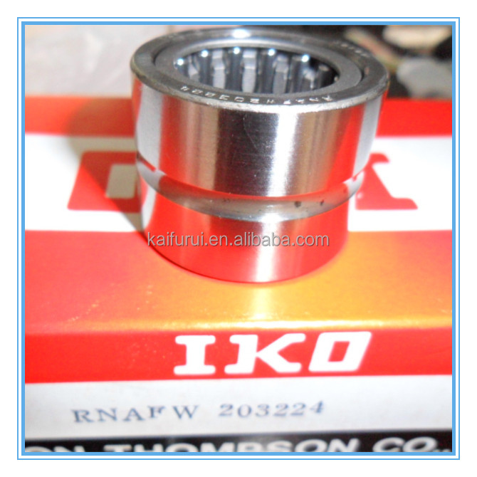 needle roller bearing IKO RNAFW203224 from chinese manufacturer
