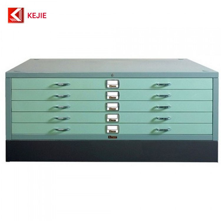 Bule color 5 drawer blueprint file cabinet steel map storage chest bule color 5 drawer blueprint file cabinet steel map storage chest metal storage drawer chest malvernweather Gallery
